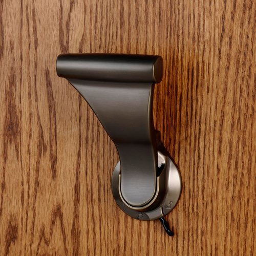 Soss UltraLatch for 1-3/4 inch Door with Privacy Latch Oil Rubbed Bronze L28P-10B