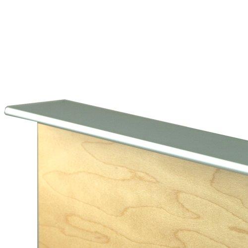 Berenson 96 Inch Length Aluminum Finger Pull 1051-4ALU-B