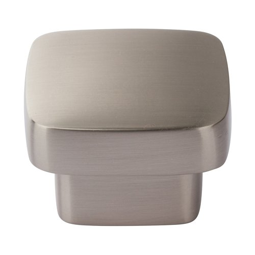 "Atlas Homewares Chunky Knobs 1-3/4"" Dia Brushed Nickel A910-BN"