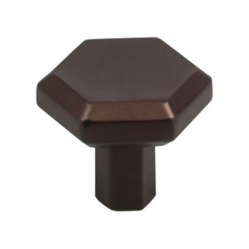 Top Knobs Serene 1-1/4 Inch Diameter Oil Rubbed Bronze Cabinet Knob TK792ORB
