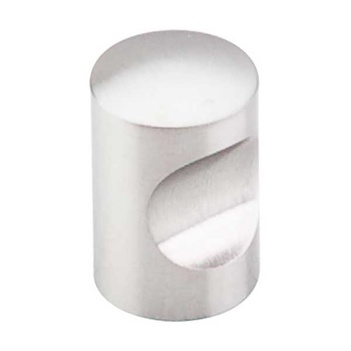 Top Knobs SS304 Stainless Steel 5/8 Inch Diameter Stainless Steel Cabinet Knob SS20