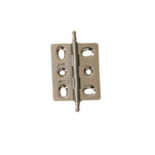 Elite Mortised Butt Hinge 50X40mm - Polished Chrome <small>(#354.17.200)</small>