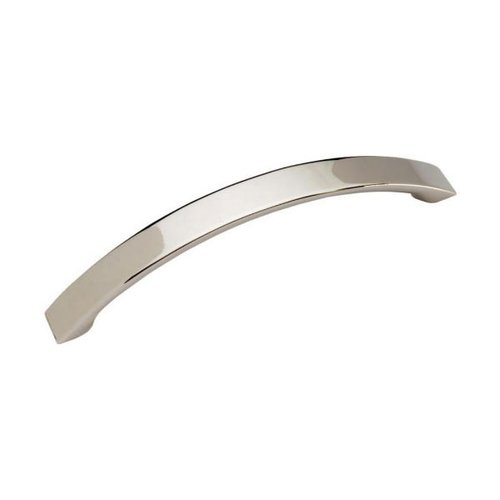 Hickory Hardware Rotterdam 5 Inch Center to Center Bright Nickel Cabinet Pull P3111-14