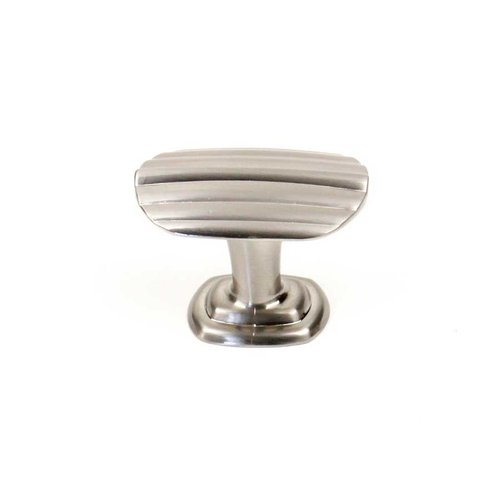 Isis 1-1/2 Inch Diameter Satin Nickel Cabinet Knob <small>(#27305-15)</small>