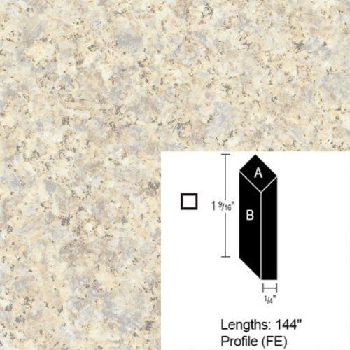 Wilsonart Bevel Edge - Mesa Sand - 12 Ft CE-FE-144-4579K-07