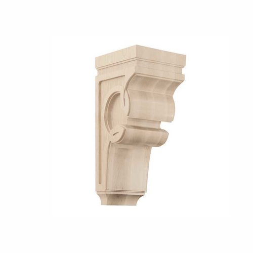 Large Celtic Corbel Unfinished Hard Maple <small>(#01601427HM1)</small>