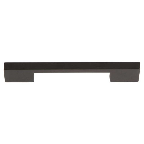 Atlas Homewares Successi 5-1/16 Inch Center to Center Black Cabinet Pull A867-BL