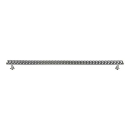 Atlas Homewares Mandalay 18 Inch Center to Center Brushed Nickel Appliance Pull AP09-BRN