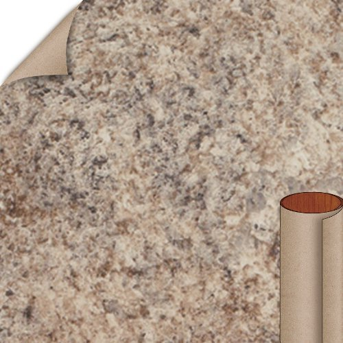 Wilsonart Bordeaux Juparana Fine Velvet Texture Finish 4 ft. x 8 ft. Vertical Grade Laminate Sheet 4929-38-335-48X096