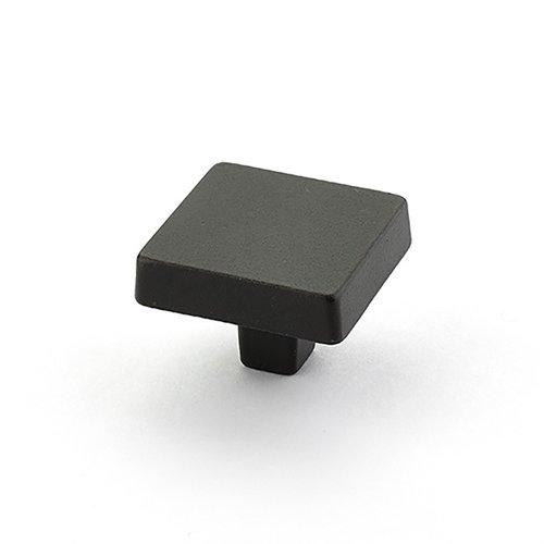 Schaub and Company Vinci Designs 1-3/4 Inch Diameter Black Bronze Cabinet Knob 815-BB