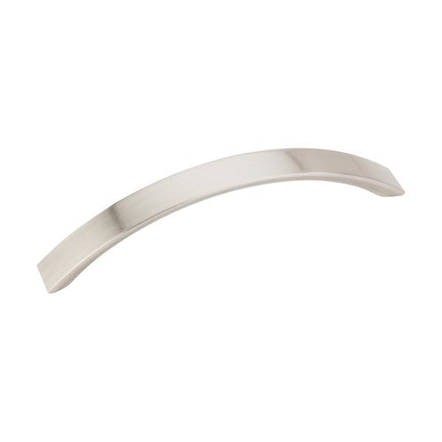 Belfast 5-1/16 Inch Center to Center Satin Nickel Cabinet Pull <small>(#776-128SN)</small>