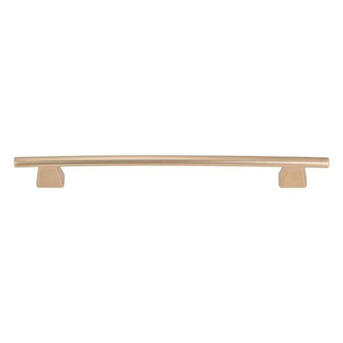 Atlas Homewares Fulcrum 6-5/16 Inch Center to Center Champagne Cabinet Pull 308-CM