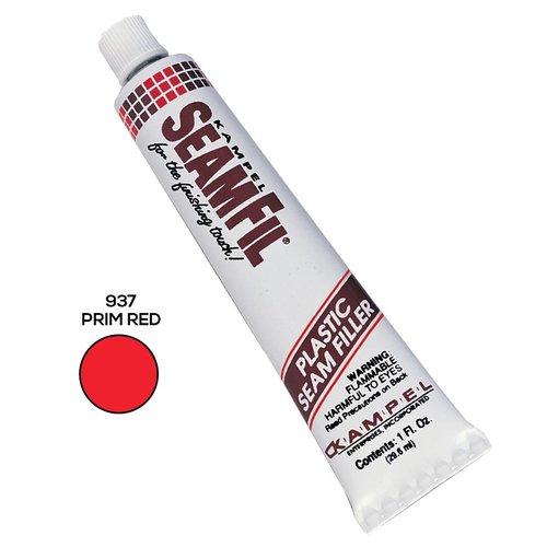 Kampel Seamfil 1oz Tube Prim Red SF937