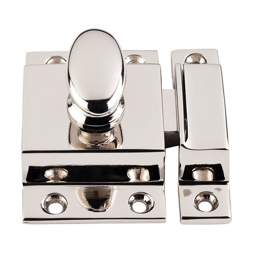 Top Knobs Additions 2 Inch Length Polished Nickel Latch M1784
