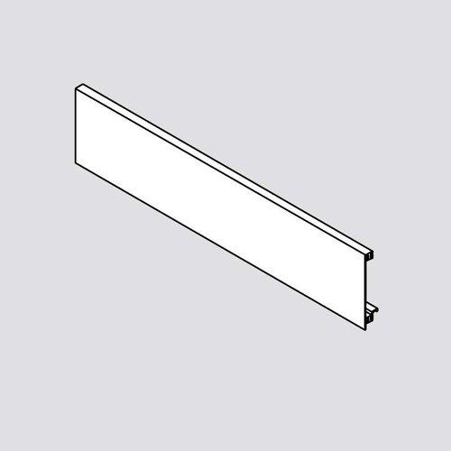 Blum Legrabox Front Piece 41-1/16 inch Stainless Steel ZV7.1043C01-INGL