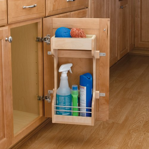 "Rev-A-Shelf Under-sink Storage System 13-1/2"" W 4SBSU-18"