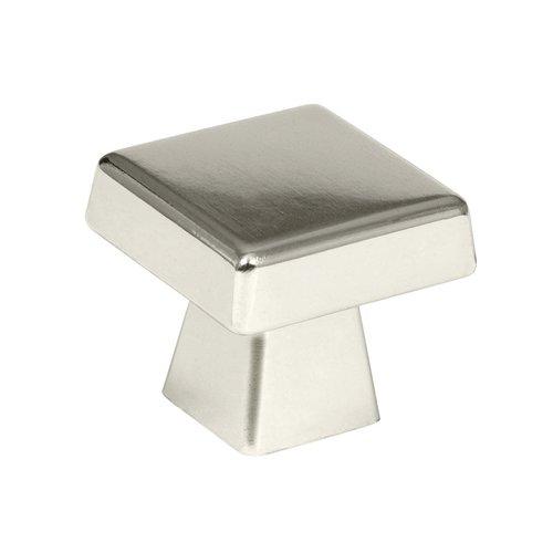 Amerock Blackrock 1-1/2 Inch Diameter Polished Nickel Cabinet Knob BP55273PN
