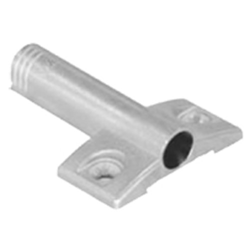 Blumotion Door Face Frame Adapter Single - Zinc 970.5701