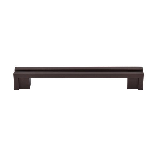 Top Knobs Sanctuary 5 Inch Center to Center Oil Rubbed Bronze Cabinet Pull TK56ORB