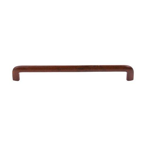 Top Knobs Britannia 8 Inch Center to Center True Rust Cabinet Pull M1806