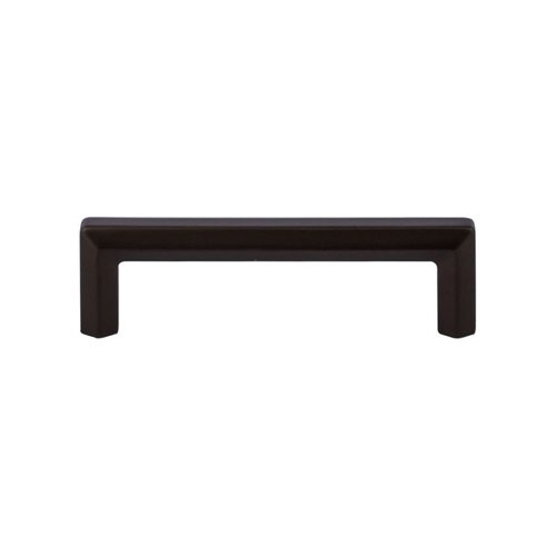 Top Knobs Serene 3-3/4 Inch Center to Center Oil Rubbed Bronze Cabinet Pull TK793ORB