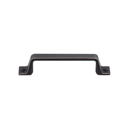 Top Knobs Barrington 3-3/4 Inch Center to Center Umbrio Cabinet Pull TK743UM