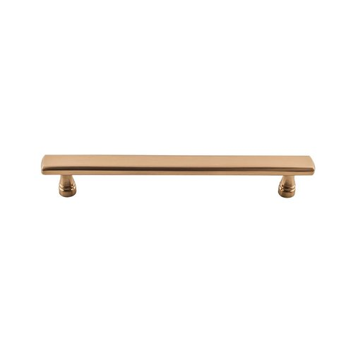 "Top Knobs Devon Kingsbridge Pull 6-5/16"" C/C Honey Bronze TK855HB"