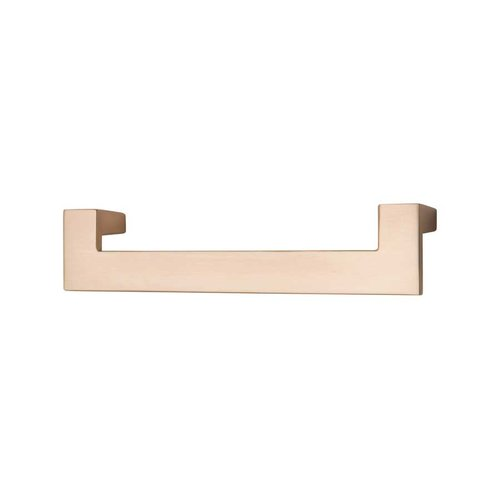 Atlas Homewares U-Turn 5-1/16 Inch Center to Center Champagne Cabinet Pull A847-CM