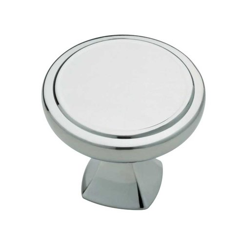 Liberty Hardware Julian 1-1/4 Inch Diameter Polished Chrome Cabinet Knob P28013-PC-C
