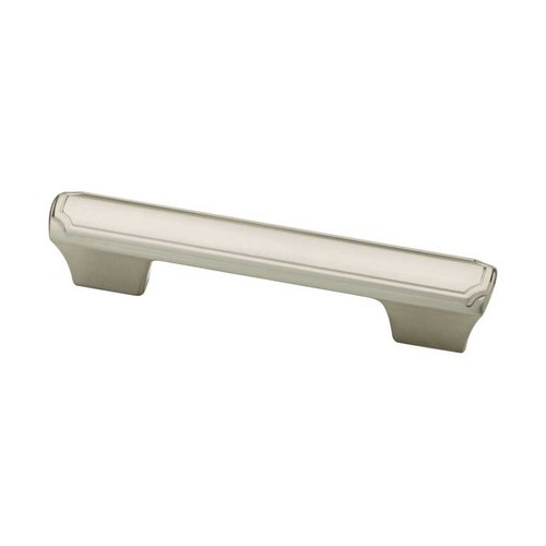 Liberty Hardware Athens 3 Inch Center to Center Satin Nickel Cabinet Pull P23121-SN-CP