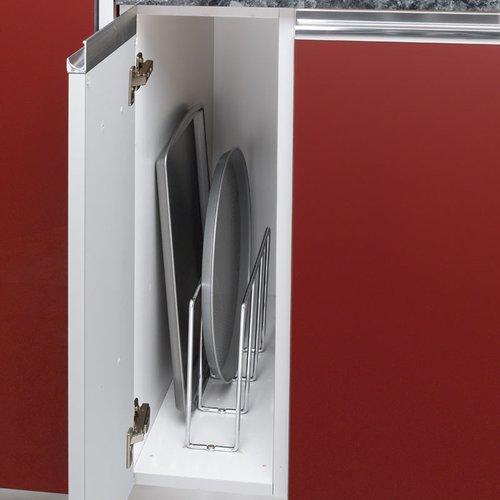 Rev-A-Shelf Rev A Shelf U-Shaped Tray Divider - Chrome 596-10CR-52