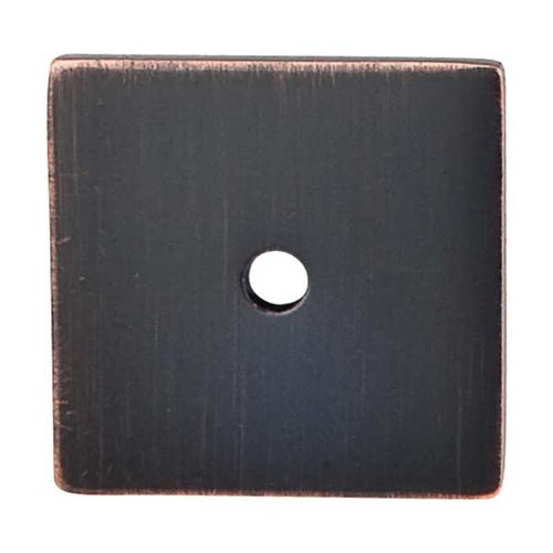 Sanctuary 2-5/8 Inch Length Tuscan Bronze Back-plate <small>(#TK95TB)</small>