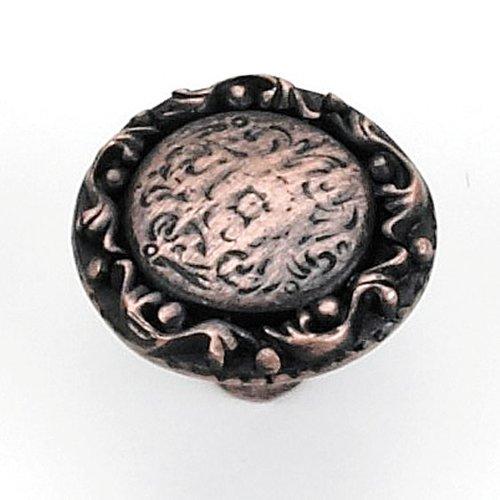 Laurey Hardware Santa Fe Trail 1-1/4 Inch Diameter Venetian Bronze Cabinet Knob 13677