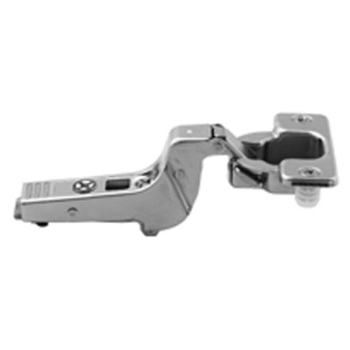 Clip-top 95 Degree Thick Door Hinge Inset / Self-Closing w/ <small>(#71T9780)</small>