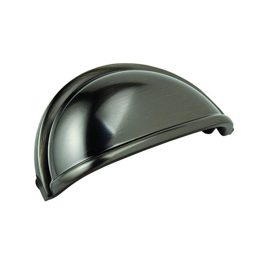 "Cup Pulls Cup Pull 3"" C/C Gunmetal <small>(#BP53010GM)</small>"