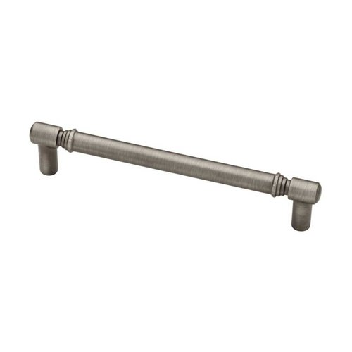 Liberty Hardware Athens 5-1/16 Inch Center to Center Heirloom Silver Cabinet Pull P23858-904-CP