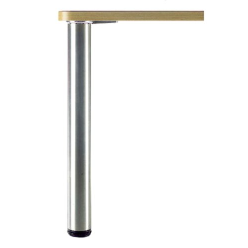 "Heidelberg Table Leg Chrome 27-3/4""H <small>(#620-7S-C1)</small>"