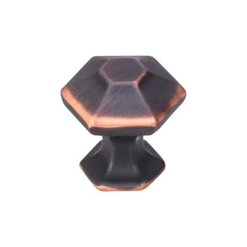 Top Knobs Transcend 1 Inch Diameter Umbrio Cabinet Knob TK711UM
