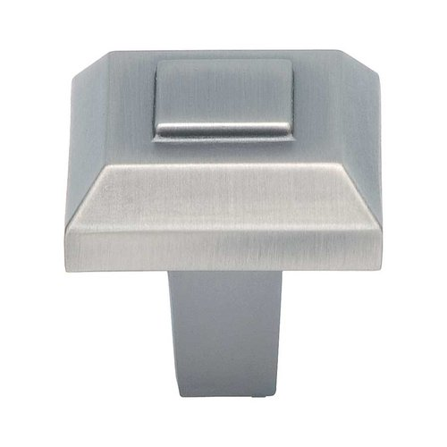 Atlas Homewares Trocadero 1 Inch Diameter Pewter Cabinet Knob 283-P
