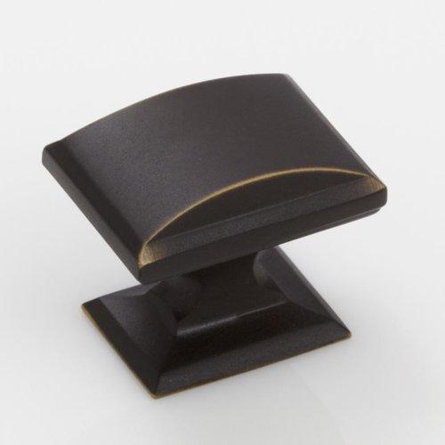 Amerock Candler 1-1/4 Inch Diameter Venetian Bronze Cabinet Knob BP29340VB