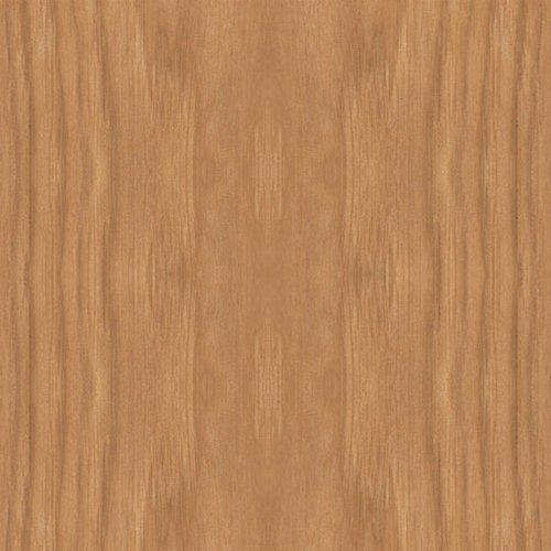 Veneer Tech Hickory Wood Veneer Plain Sliced Wood Backer 4 feet x 8 feet