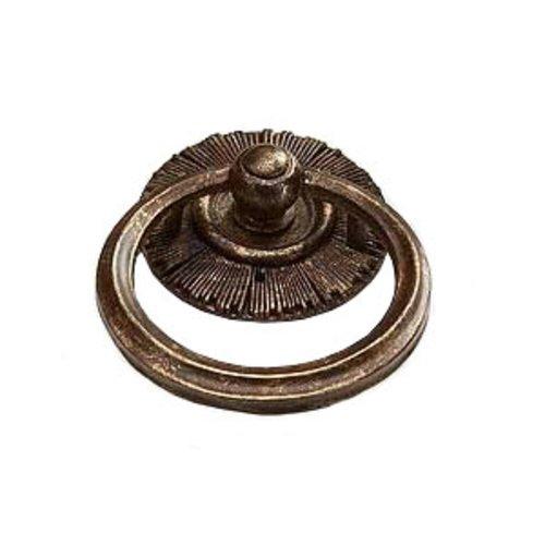 Schaub and Company Sunburst 2-1/4 Inch Diameter Highlighted Bronze Cabinet Knob 977-HLB