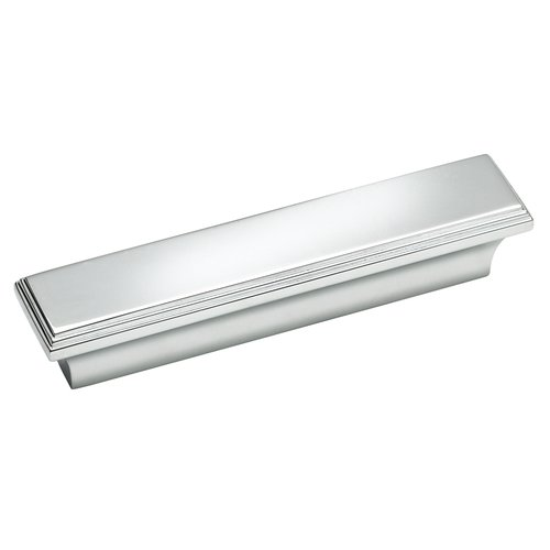 Amerock Manor 3 Inch Center to Center Polished Chrome Cabinet Pull BP2611626