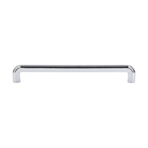 Top Knobs Victoria Falls 18 Inch Center to Center Polished Chrome Appliance Pull TK227PC