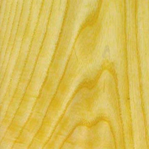 Veneer Tech White Ash Wood Veneer Plain Sliced PSA Backer 4 feet x 8 feet