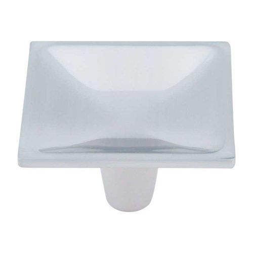 Atlas Homewares Dap 2 Inch Diameter Brushed Nickel Cabinet Knob 227-BRN