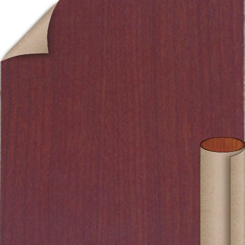 Nevamar Crown Cherry Textured Finish 4 ft. x 8 ft. Countertop Grade Laminate Sheet W8294T-T-H5-48X096