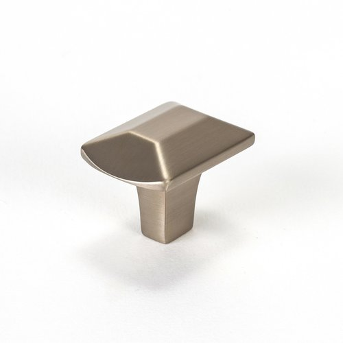 Berenson Laura 1-7/16 Inch Diameter Modern Bronze Cabinet Knob 9818-1MDB-P
