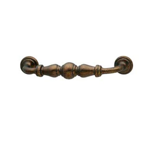 Hafele Bordeaux 18 Inch Center to Center Oil Rubbed Bronze Cabinet Pull 125.88.316