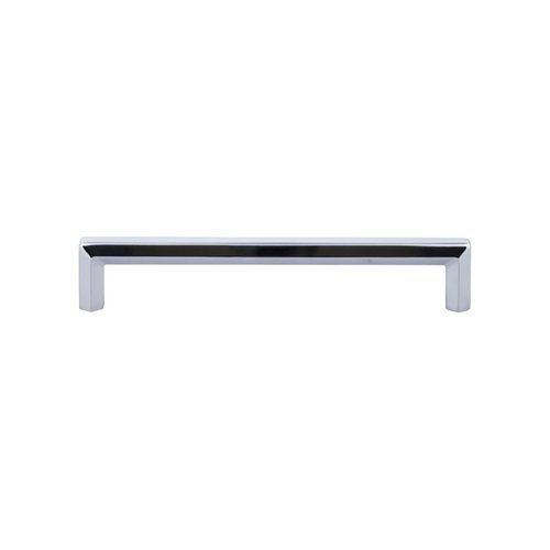 Top Knobs Serene 6-5/16 Inch Center to Center Polished Chrome Cabinet Pull TK795PC